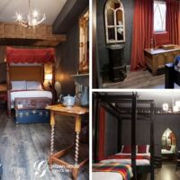 Abre en Londres el hotel de Harry Potter