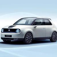 Honda e, este es el coche urbano y 100% eléctrico con el que la firma japonesa quiere conquistar la ciudad en 2020
