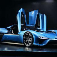 El Nio eP9 es un superdeportivo eléctrico que nos recuerda a no subestimar a los fabricantes chinos