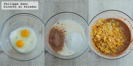 Muffins Chocolate Cornflakes