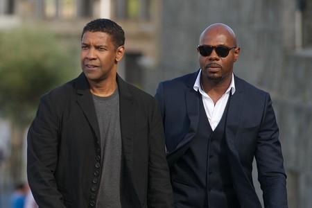 """Voy al cine a que me entretengan, no a que me eduquen"". Denzel Washington y Antoine Fuqua ('The Equalizer 2')"