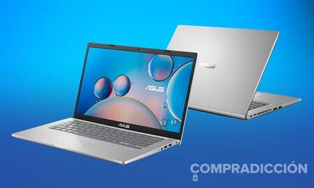 i7 a precio de i5: este potente y moderno portátil ASUS F415JA-EK398 sólo cuesta 529 euros en PcComponentes