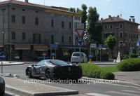 Nuevas fotos espía del Ferrari F450