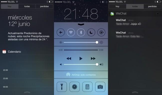 Foto de iOS 7 (2/3)