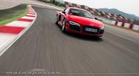 El futuro Audi R8 podría recurrir al downsizing
