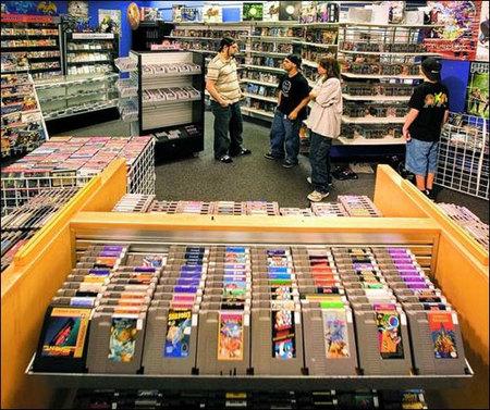 Juegos de NES usados