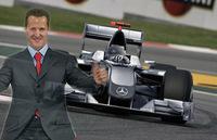 Michael Schumacher volverá a la Fórmula 1 con Mercedes GP