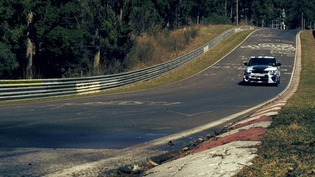 Range Rover Sport SVR - Nürburgring Nordschleife