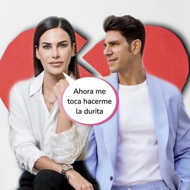 Diego Matamoros se arrastra por Carla Barber: estos son los mensajes que le envía para retomar la relación