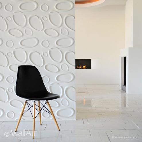 Foto de Murales 3D para la pared fabricados con caña de azúcar (1/3)