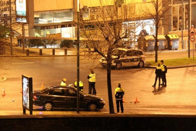 Control de alcoholemia en Bilbao