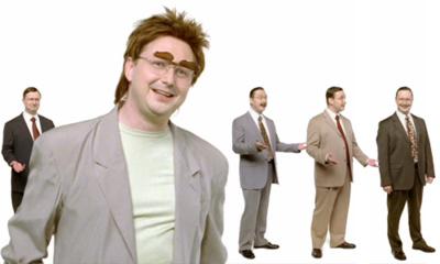 Tres nuevos anuncios de Ven a Mac basados en Windows 7