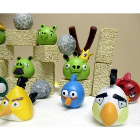 angry birds tarta