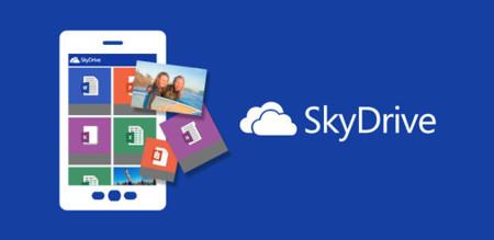 SkyDrive en tu móvil, ten tus fotos y documentos a mano