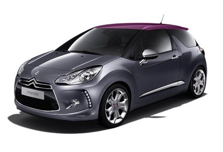 Citroën DS3 verano 2