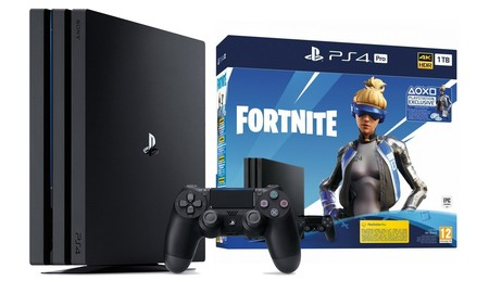 Ps 4 Pro Fortnite
