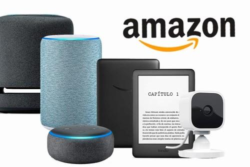 Para disfrutar de un verano más entretenido o seguro, Amazon tiene ofertas para algunos de sus altavoces Echo, sus libros electrónicos Kindle o sus cámaras Blink
