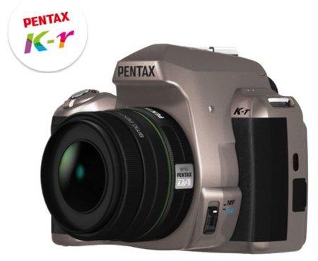 Pentax K-r, apostando por el color