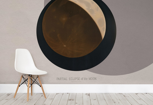 Partial Eclipse Chair