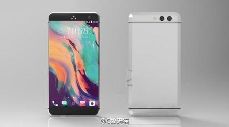 HTC 11: pantalla sin bordes, doble cámara trasera y poderoso hardware, según rumores