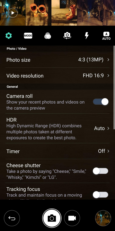 Foto de LG G6 interfaz (11/16)