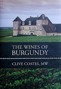 Clive Coates, The Wines of Burgundy