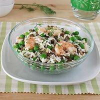 17 ensaladas de arroz, fáciles y sanas, para una comida completa de verano
