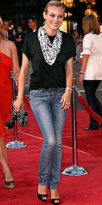 Las celebrities y sus jeans ¿quién los lleva mejor?