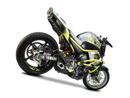 Yamaha Moto Cage-Six