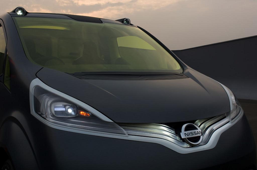 Foto de Nissan NV200 Concept (2/17)