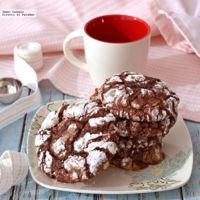 Galletas Red Velvet. Receta para San Valentín