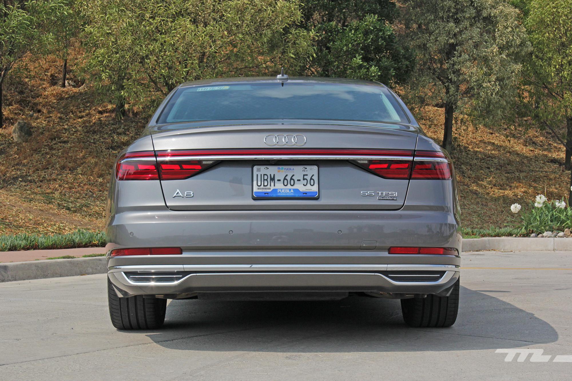 Foto de Audi A8 55 TFSI (16/22)