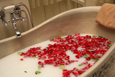 Ríndete al placer de una bañera
