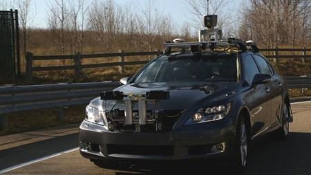 Lexus ya tiene su prototipo de coche autónomo