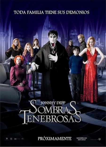 Moda de cine (XX): Sombras tenebrosas