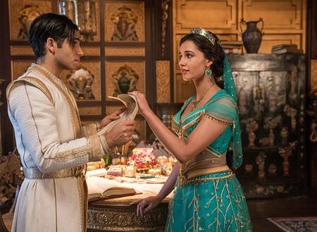 Escena Aladdin