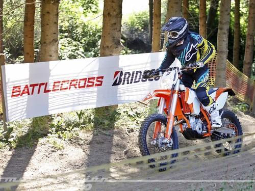 Probamos la nueva gama Bridgestone Battlecross en Austria (características y curiosidades)
