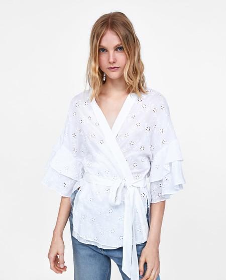 Zara Kimono 1
