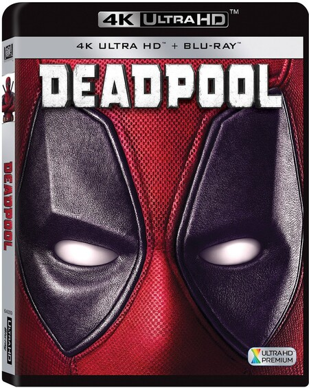 Película Deadpool en Blu-ray 4K