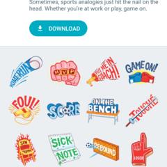 Foto 7 de 24 de la galería google-allo-stickers en Xataka Android