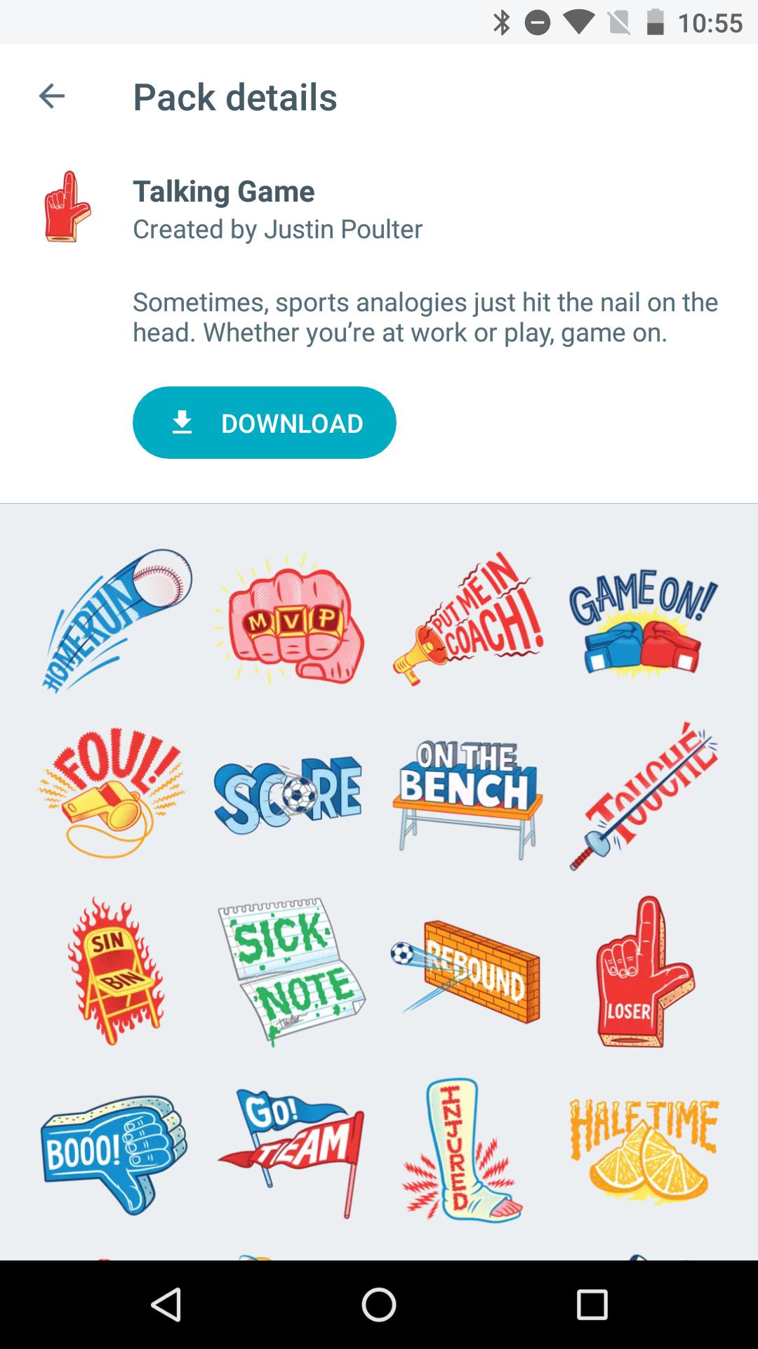 Foto de Google Allo Stickers (7/24)