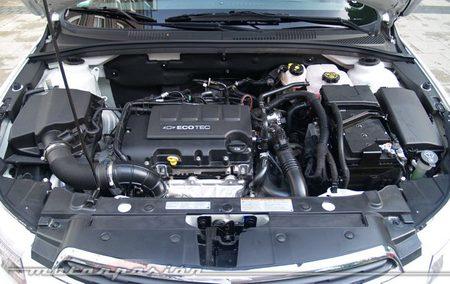 Chevrolet Cruze Station Wagon 1.4 T 140