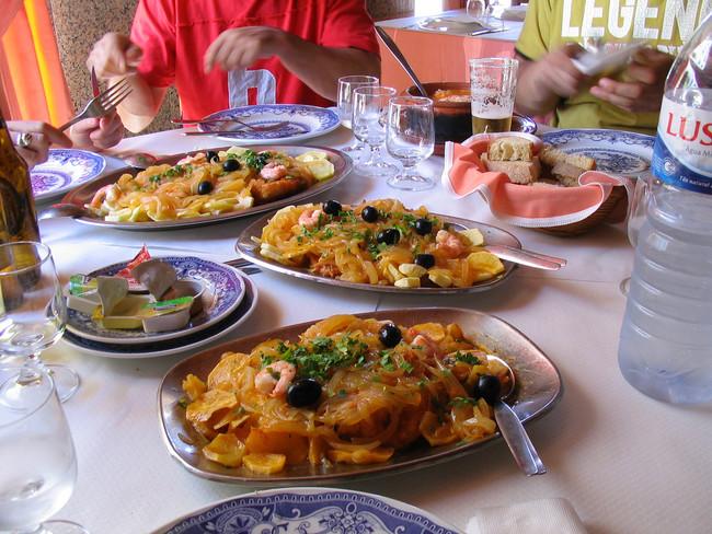 Comida Portugal