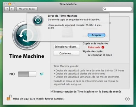 ¿Cómo funciona Time Machine?