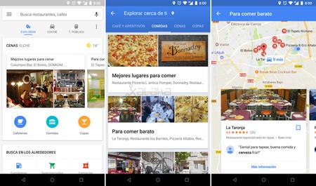 aplicaciones para localizar restaurantes