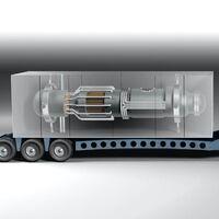 El ejército de EE.UU. quiere crear un reactor nuclear portátil que poder trasladar en misiones críticas