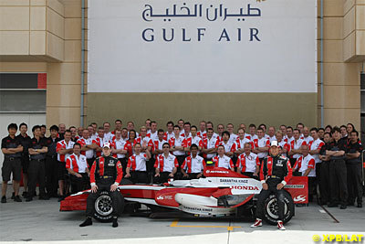 El equipo Super Aguri desaparece del Mundial de F1