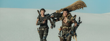 'Monster Hunter': una nueva descarga de diversión desprejuiciada con el sello del equipo Paul WS Anderson-Milla Jovovich