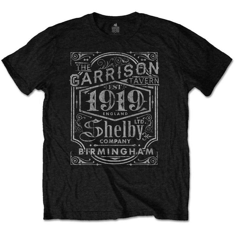 Camiseta Peaky Blinders taberna