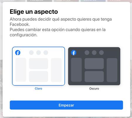 Nuevo Facebook Mexico 2